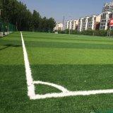 Grama sintética do preço barato para o tamanho padrão de campo de futebol