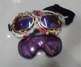 Izh009PC Revo 입히는 명확한 Anti-Fog 스포츠 안전 스키 유리 광학 렌즈