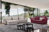 Nuovo disegno stabilito personalizzato moderno del sofà del sofà d'angolo del tessuto