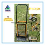 Ht1426 Karretje het Van uitstekende kwaliteit van de Hand van het Hulpmiddel van de Tuin