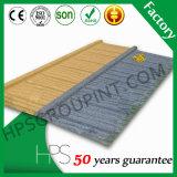 Покрасьте плитки крыши металла песка каменные Coated