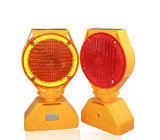 Het LEIDENE van het verkeer Licht van de Waarschuwing