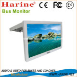 15.6 pulgadas de pantalla LCD manual Bus / Car Monitor