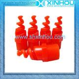 Buse à jet en plastique spiralée industrielle de lavage de ventilateur de jet d'eau
