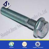 Boulon DIN931 hexagonal de l'acier inoxydable 304