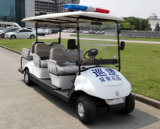 Patrol와 Crusier Wholesale를 위한 6개의 시트 Electric Golf Cart