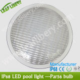 13W Plastic PAR56 LED Pool Lights 13W 의 26W W Blue Color 세륨 RoHS IP68