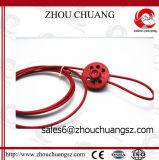 Цветастый полезный тип замыкание колеса ABS безопасности кабеля для замка