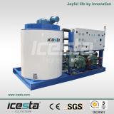 FLOCKEN-Eis-Maschine Guangdong-Icesta Frischwasser(IF10T-R4A)