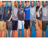2016 Shorts della spiaggia ricamati promozione poco costosa all'ingrosso