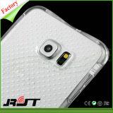 Caixa Shockproof transparente do coxim de ar TPU para a galáxia S7 de Samsung