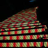 LED-Pixel, das Madrix esteuertes Stab-Licht abbildet