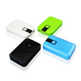 banco de 8000mAh High Capacity Portable Power para Mobile Phone