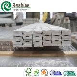 安く装飾的な丸みがある土台板の木の鋳造物