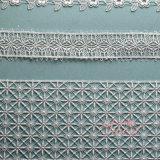 El diseño del cliente dio la bienvenida al cordón blanco de la alta calidad de la manera de la venta caliente