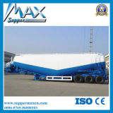 Engine를 가진 3 차축 70cbm Bulk Cement Trailer