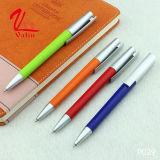 La publicité du crayon lecteur promotionnel de bille de remplissage en plastique du crayon lecteur 0.1mm sur la vente