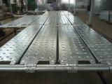 Ringlockシステム足場鋼鉄板のアメリカ人のタイプ
