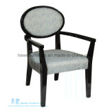 Moderne Art-hölzerner Hotel-Stuhl mit dem Arm (2115C)