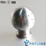 ステンレス鋼の衛生スプレー清浄の球