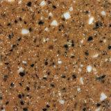 特定のサイズにカットされるの着色された100%のアクリルの固体表面