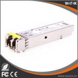 Рентабельный приемопередатчик 1550nm 80km CWDM SFP оптически