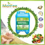 Fertilizante orgânico líquido 1L do ácido Humic: 2000 litros água