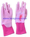 Перчатка работы и перчатка сада как подарок малышей