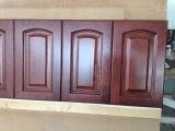 Поднятые двери шкафов тщеты клена типа трудные