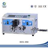 De Automatische Machine van het Knipsel Wire&Cable en het Ontdoen van van de hoge Precisie (DCS-250)