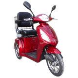 Elektrisches Dreirad für alte Leute (TC-016 mit deluxem Sattel)