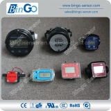 Flow diesel Meter, Oval Gear Flow Meter per Oil, Fuel