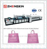 Monochrome Screen Non Woven Printingn Machine Zxh-A1200