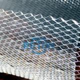Netwerk van het pleister breidde het Vlakke Netwerk van het Pleister van de Diamant uit
