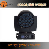 19X15W RGBW Stage LED Moving Head Bee Eye Light