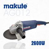 Makute 2400W 전기 젖은 지상 전력 공구 각 분쇄기 (AG012)