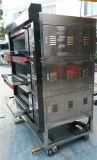 3 couches et four luxueux de paquet de gaz de 6 plateaux (ZMC-306M)