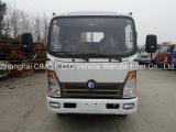 Caminhão pequeno da carga de Sinotruk Cdw 3-5ton com motor de Isuzu