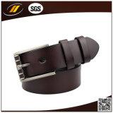 OEM della cinghia dell'inarcamento di Pin del cuoio del reticolo impresso stile degli uomini di vendita caldi (HJ3004)