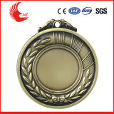 熱い販売のリボンが付いている安い習慣3D/2Dメダル