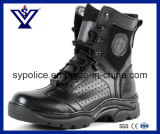 Тяжёлый удар Geniune кожаный тактический Boots ботинки армии воинские (SYSG-271)