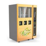 高品質のセリウムが付いているおいしいフルーツジュースの自動販売機