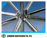 Ringlock Baugerüst-System; Galvanisiertes vielseitiges Baugerüst-System