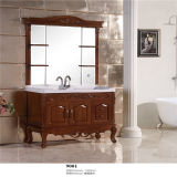 Side Cabinetの新しいHighquality Antique Wood Bathroom Vanity