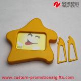新型の黄色い星の形の漫画の防水額縁