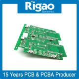 Rigaoの製造のDVDの提供SMTのための堅いPCBA