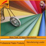 Ткань таблицы PVC кожаный с высоким качеством