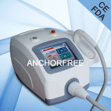 Unità portatile di Anchorfree Elight IPL rf per il Ce di ringiovanimento di depilazione