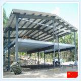 중국 Q345 Wiskind 새로운 단 하나 경간 강철 Sturcture 건물