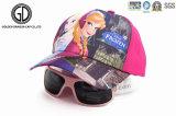 [هيغقوليتي] عالة طفلة مزح قبعة رياضات [بسبلّ كب] مع نظّارات شمس